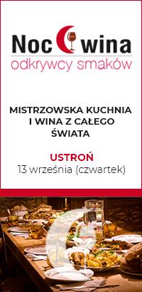 Bilet Mistrzowska Kuchnia I Wina Z Całego świata Ustroń