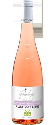 De Neuville Rosé de Loire Latuilière