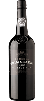 Fonseca Guimaraens Vintage Port 1998