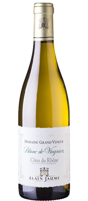 Domaine Grand Veneur Blanc de Viognier