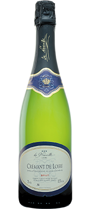 De Neuville Crémant de Loire Blanc Brut