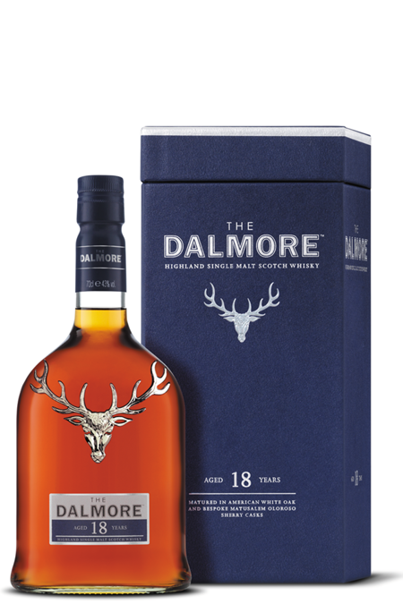 Dalmore Aged 18 Years Single Malt Scotch Whisky