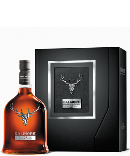 Dalmore Aged 25 Years Scotch Whisky