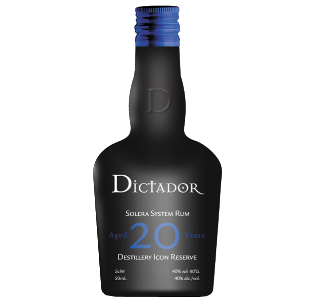 Dictador 20 Years Ultra Reserve 50 ml