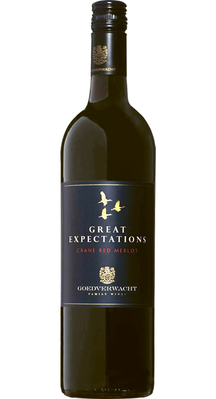 Great Expectations Crane Red Merlot 2019