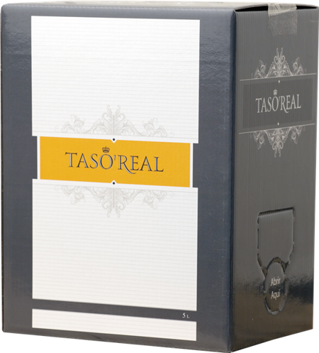 Taso Real Airén 5L - Bag in Box