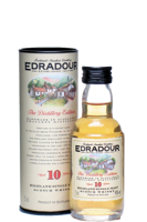 Edradour 10 YO Highland Single Malt Scotch Whisky 0,05 l